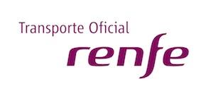 Patrocinador oficial Renfe