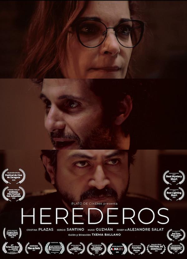 Herederos_poster