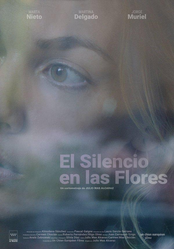 poster_EL SILENCIO EN LAS FLORES